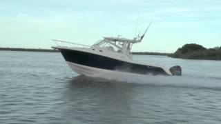 New Edgewater 335ex Deep-v Cuddy Cabin Boat For Sale