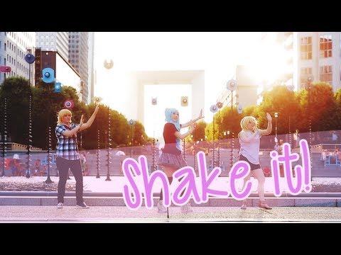 VOCALOID 「Shake it!」踊ってみた - Dance Cover