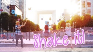 VOCALOID 「Shake it!」踊ってみた - Dance Cover thumbnail
