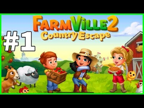 FarmVille 2: Country Escape Mobile Gameplay Android & IOS #1
