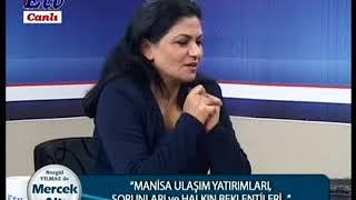 Nurgül yılmaz ile Mercek Altı   Manisa Ulaşımındaki Sorunlar ve Halkın Beklentil
