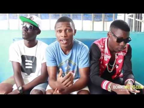 CASH WARI en interview ( by BONNEMUZIC.COM )