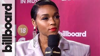 Janelle Monáe Shares Hopes for Her Legacy, Touring With Her Sisters & More | Women in Music