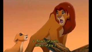 Top 55 Disney Songs 11th Place - We Are One - The Lion King 2 Simba's Pride