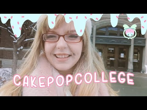 1st day of Graphic designers last semester in College 2018 Kawaii fashion Vlog