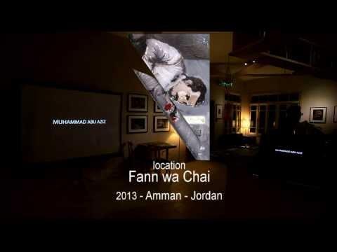 Artist Muhammad Abuaziz ( Amman - Jordan )