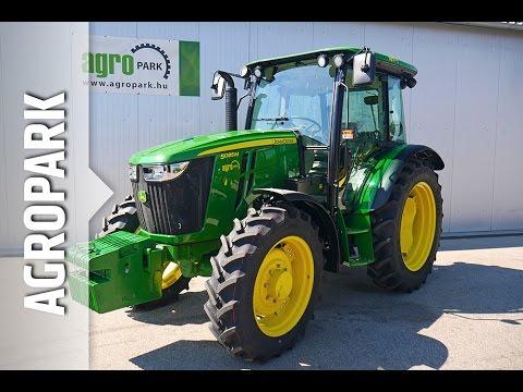 5e39341e2ac John Deere 5085M (2016/2017) - YouTube