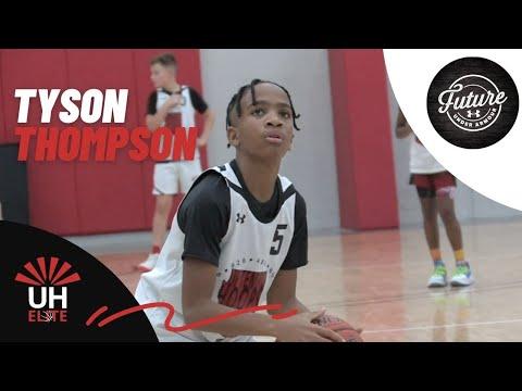 Tyson Thompson 6th UA Future Circuit - UH Elite