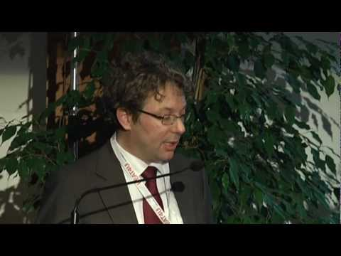 [ITA] 05 Peter Schossig, speaker della IEA, International Energy Agency