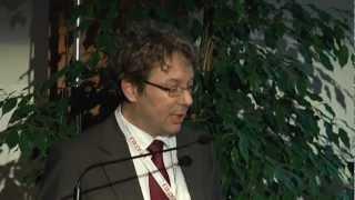 [ITA] 05 Peter Schossig, speaker della IEA, International Energy Agency