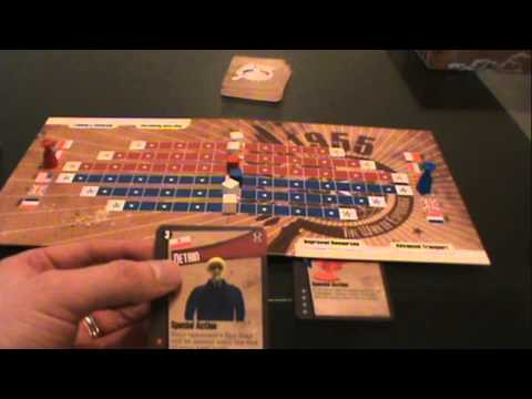 1955: The War of Espionage Board Game Review