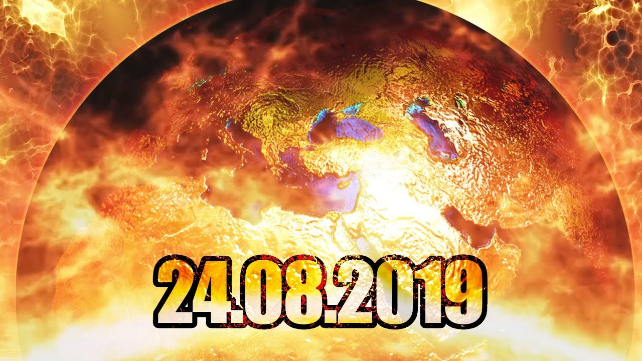 Was passiert am 24.08.2019?