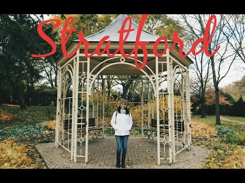Justin Bieber's Hometown and the Stratford festival - Travel with Arianne - Travel Canada #7