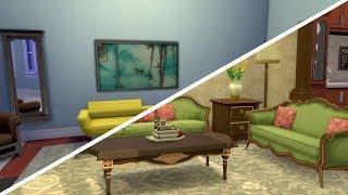GRANDMA'S APARTMENT TRANSFORMATION // The Sims 4: Fixer Upper - Home Renovation