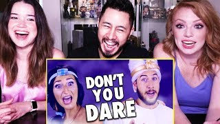 ALADDIN Parody | Ryan George | Don't You Dare Close Your Eyes | Reaction by Jaby!