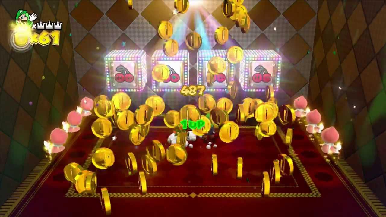 super mario geant casino