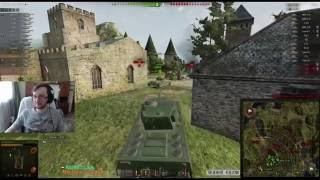 Type 4 Heavy - страдать нельзя нагибать! ~ Tiberian39 [World of Tanks]