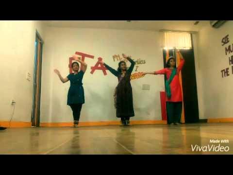 Hey ganaraya,sachin jigar music,abcd2 movie song( best kathak 1)cheoreograph by Kumar Vikash