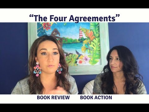 The Four Agreements Book Review Book Action Ep 1 Youtube