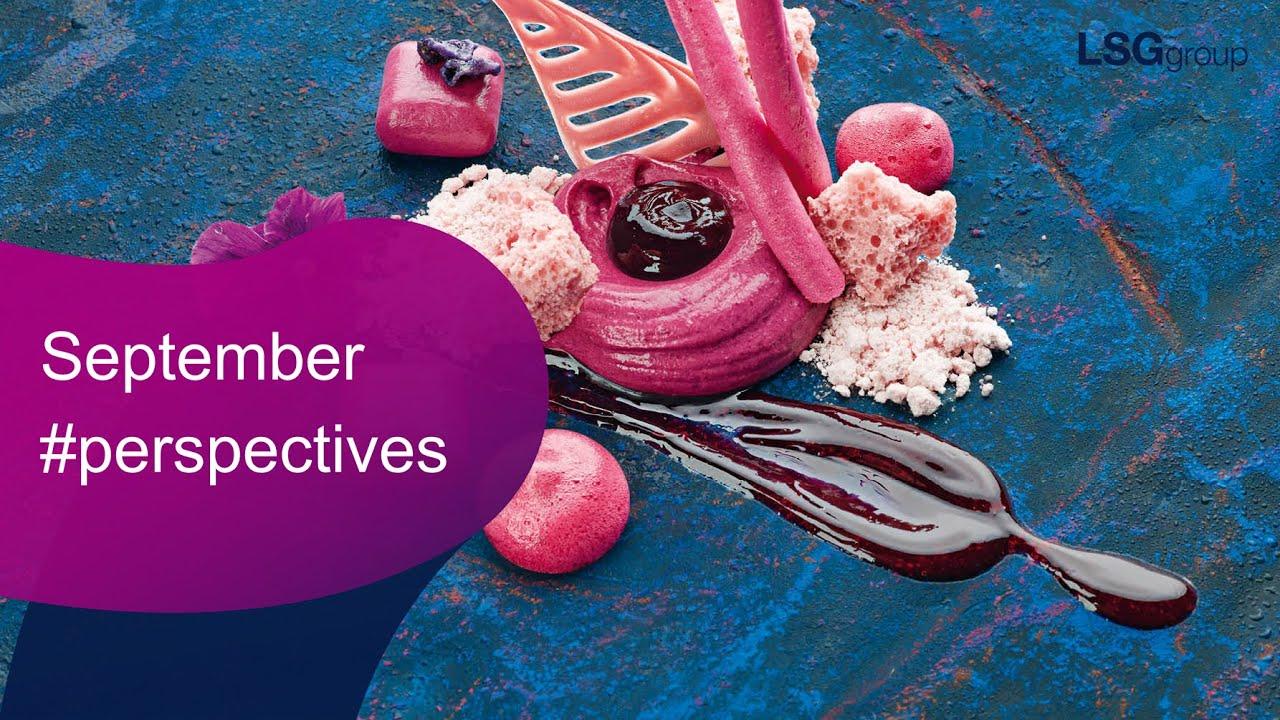 September #perspectives: Monochromatic, but full of flavor