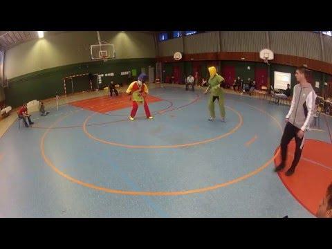 Open de Toulouse 2016   Keren Descorsier VS Kevin Colin Finale