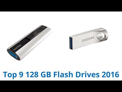 9 Best 128 GB Flash Drives 2016