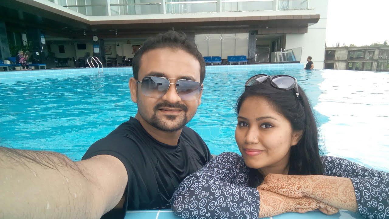 Sayeman Beach Resort Infinity Pool Youtube