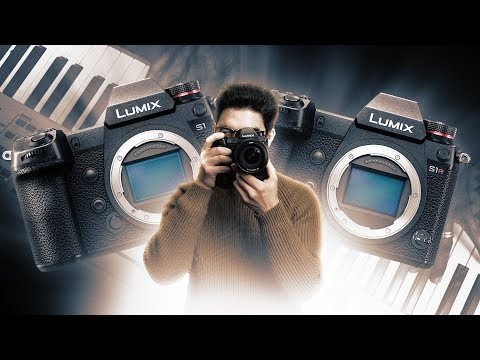 Panasonic Lumix S1 & S1R | Hands-On Review