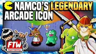 The Legend of Valkyrie Part 1 of 2: The Arcade Game - Import Gaming FTW! Ep. 28