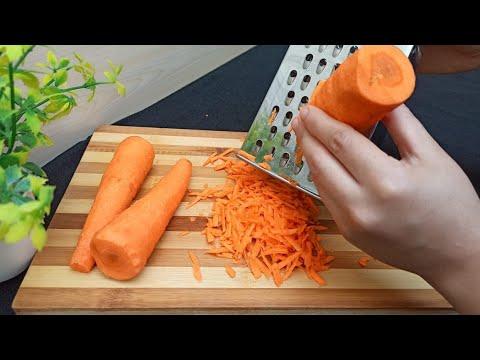 carottes-râpées-‼️-recette-facile-pour-préparer-et-profiter-du-bon-goût-👌🔝-carrots-recipe