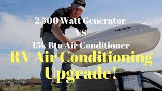 DIY RV Air Conditioning Upgrade-MicroAir Easy Start 364