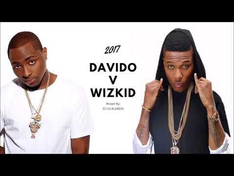 Davido VS Wizkid  2017