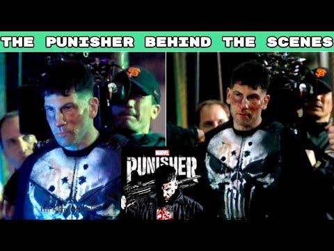 The Punisher Behind the Scenes - Season 1 Ft. Jon Bernthal - 2017