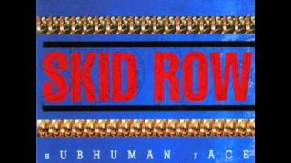 Watch Skid Row Beat Yourself Blind video