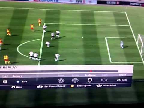 Lee bowyer goal