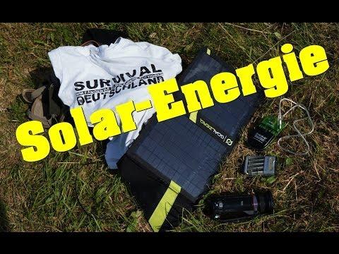 SURVIVAL Solar- Energie GOALZERO