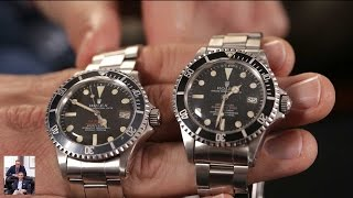 rolex vintage sea dweller double red ref 1665 rolex taucheruhren fr profis english subtitles