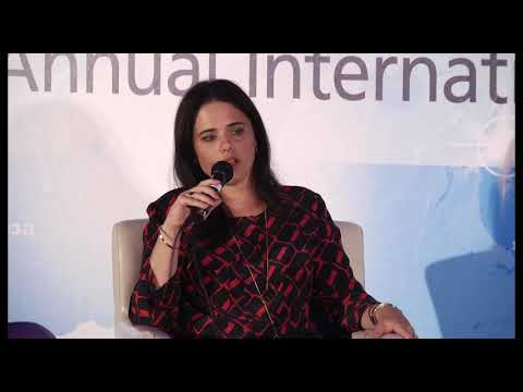 The Honorable MK Ayelet Shaked*, Minister of Justice, Israel