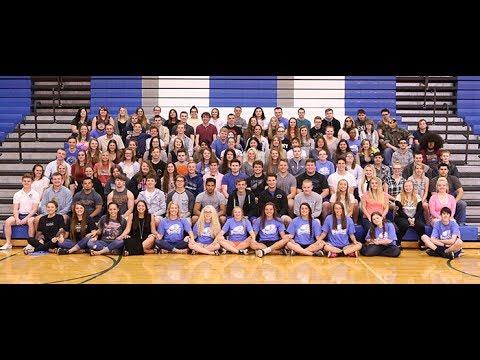 "Harper Creek High School ""Class of 2017"" Senior Slideshow"
