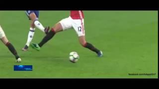 Chelsea Vs Manchester United 4 -0