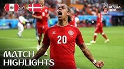 Peru v Denmark - 2018 FIFA World Cup Russia™ - Match 6