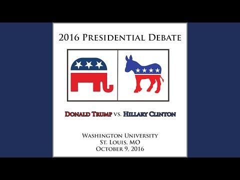 Donald Trump Video Tape Bill Clinton Attacks