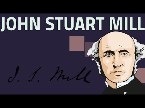 John Stuart Mill, Utilitarismo y Libertad