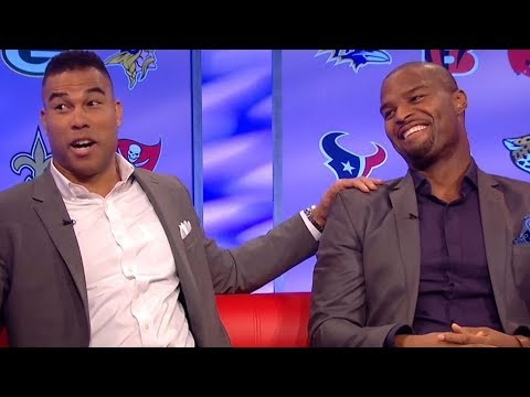 This Is The Opposite Of C@@nery: Jason Bell & Osi Umenyiora Beautifully Articulate NFL Protests