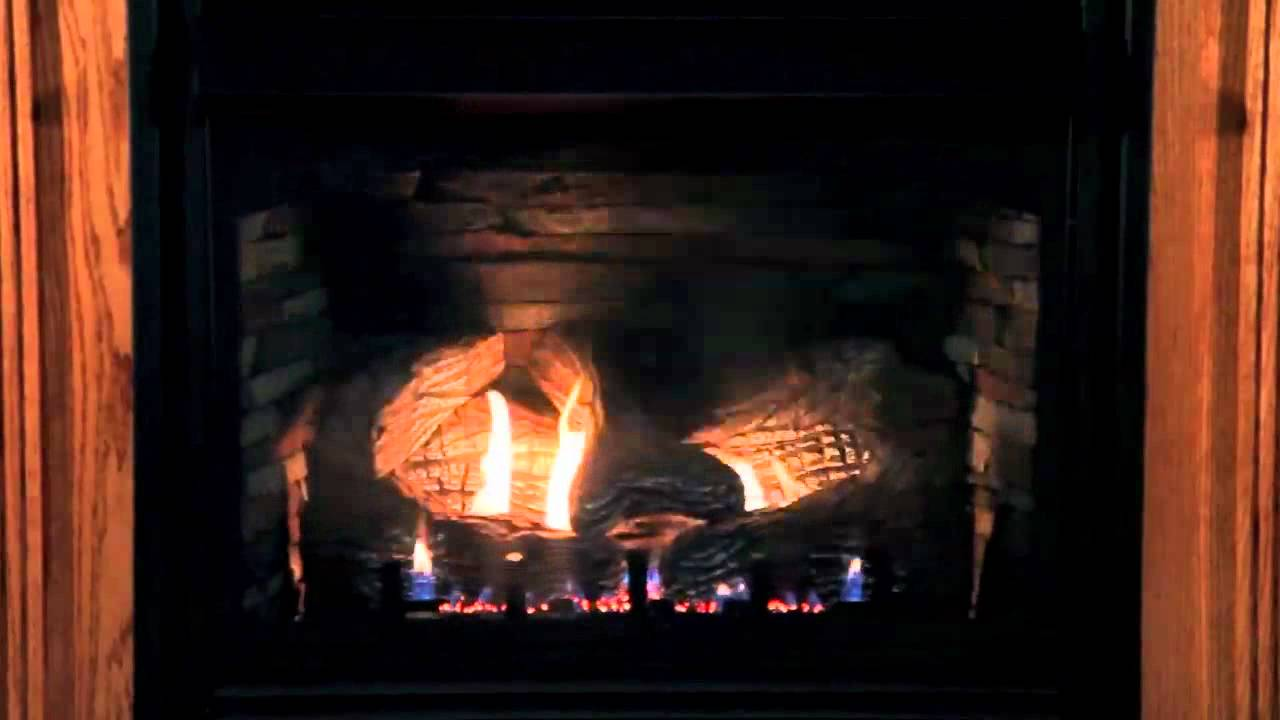 vail 32 vent free fireplace youtube