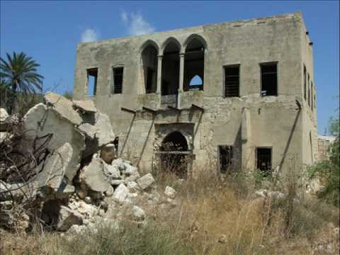 Tracing all that remains of the destroyed village of al-Bassa, Palestine