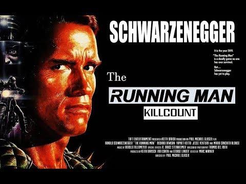 Download The Running Man (1987) Arnold Schwarzenegger killcount
