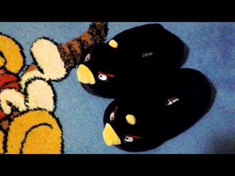Тапки Angry Birds