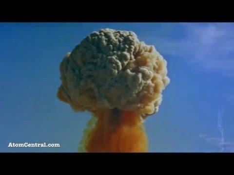 100 Kg of Ammunition VS Atomic Bomb