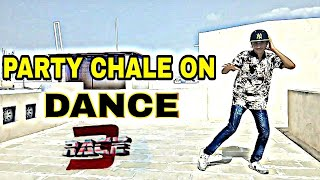 Party chale on song dance video | race 3 party chale on song | Salman khan